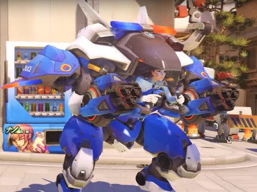 Desafío en el Nexo: Recompensas en Overwatch y Heroes of the Storm