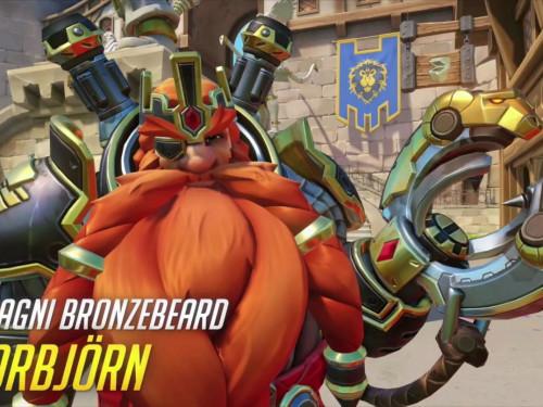 Nuevas Apariencias con temáticas de los Juegos de Blizzard