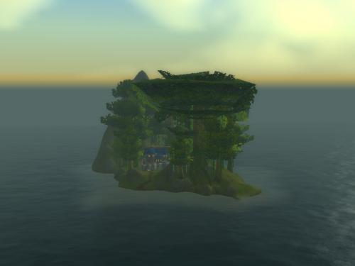 Zonas Secretas: Isla GM