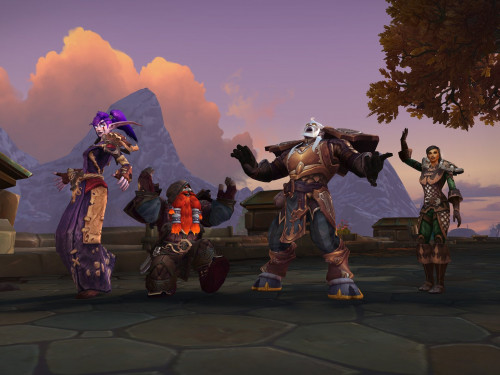 Avance de Battle for Azeroth: las Comunidades de World of Warcraft