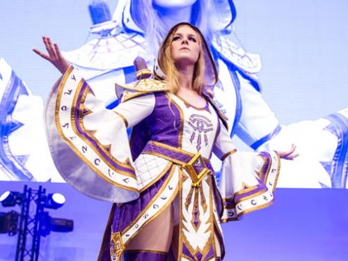 Gamescom 2018: Concurso de Baile y de Cosplay de Blizzard