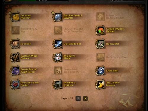 Talismanes de mascota: Nuevos Juguetes