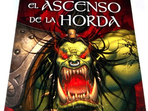 El Ascenso de la Horda - Libros World of Warcraft