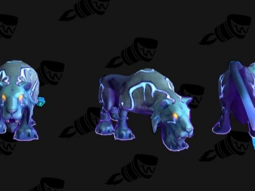 Nuevas Mascotas de Cazador