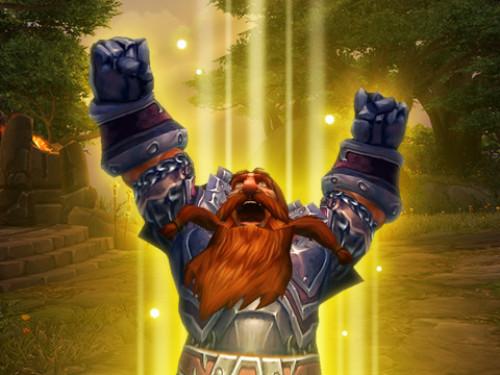 Las nuevas cuentas de WoW pueden subir de nivel 10 al 45 fuera de Battle for Azeroth