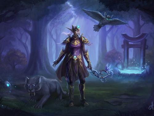 Fan Arts Warcraft: Capítulo CXXXI