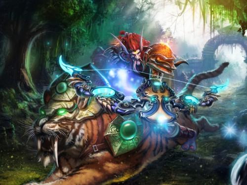 Cambios del Cazador en Battle for Azeroth