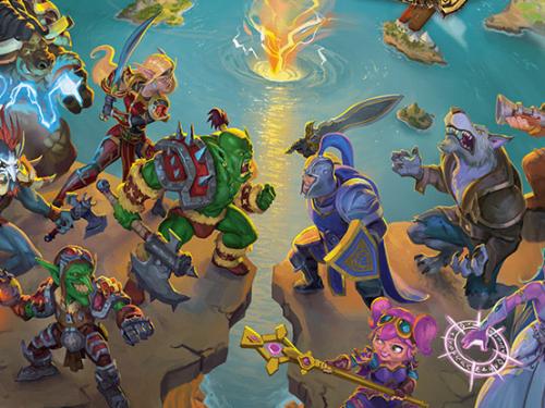 Small World of Warcraft ya está disponible