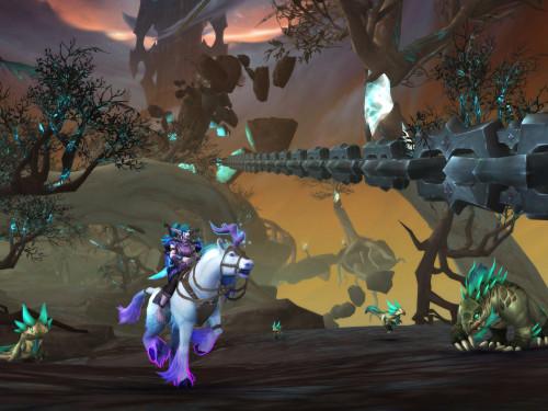 Entrevista de Eurogamer sobre el Parche 9.1 de Shadowlands