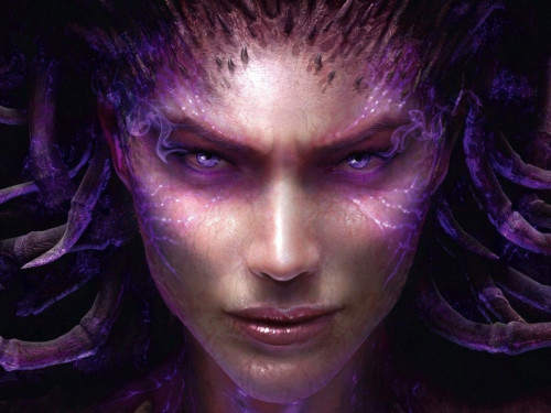 Campaña de Starcraft II: Heart of the Swarm - Parte 1