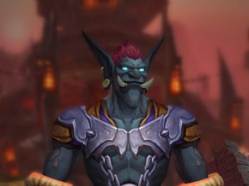 Shadowlands: Nueva interfaz de creación de personajes