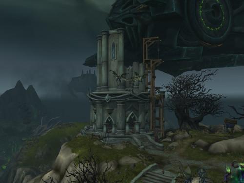 Avance: Paseo en el tiempo de Legion en la torre de magos