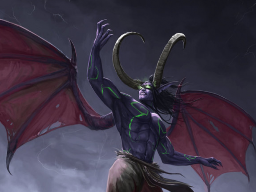 Fan Arts Warcraft: Capítulo LXXXVI