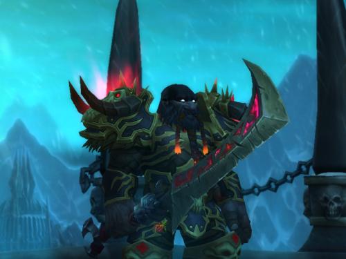Nuevas armaduras para las clases en la creación de personajes