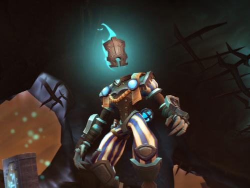 Ve'nari: Guía de Reputación (Shadowlands)