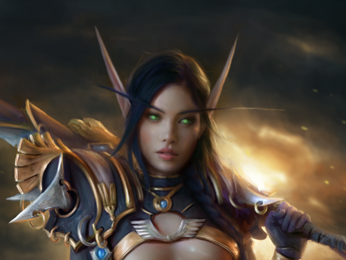 Fan Arts Warcraft: Capítulo CXII