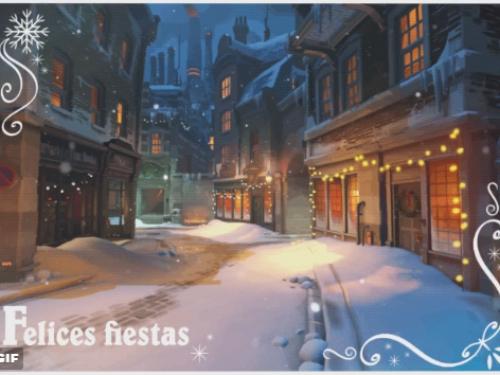¡Evento de Navidad el 13 de Diciembre!
