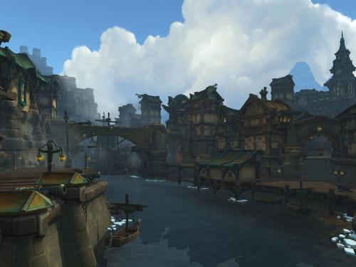 Battle For Azeroth: Nuevas Zonas y Mapas