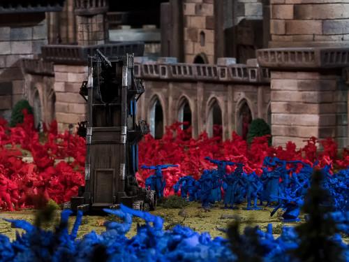 BlizzCon 2017: Diorama de la Batalla por Lordaeron