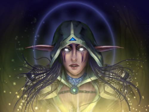 Guía Sacerdote Sagrado - Shadowlands (Parche 9.1)