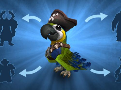 ¡La mascota Capitán Pastas ya se encuentra disponible!