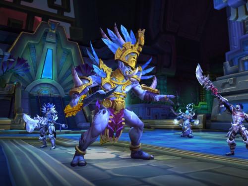 ¡Ya está abierta la banda Batalla de Dazar'alor en normal y heroica!