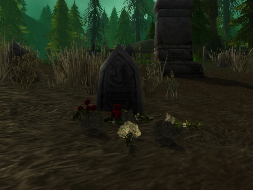 Jesse Morales: Memorial en World of Warcraft