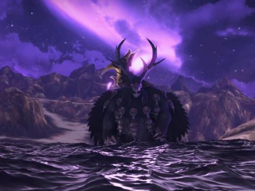 Espectacular Machinima: Warcraft Class Series, Druid