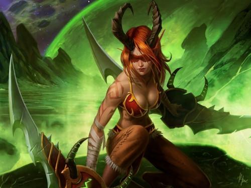 Cambios del Cazador de Demonios en Battle for Azeroth