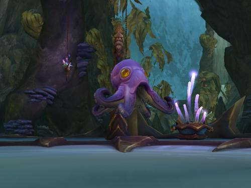 Guía de Mascotas: Octópodo sin Nombre