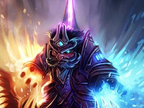 Avance de clase de Legion: Mago