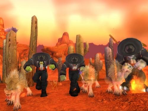 El Famoso Sombrero de Don Carlos: Juguete de Legión