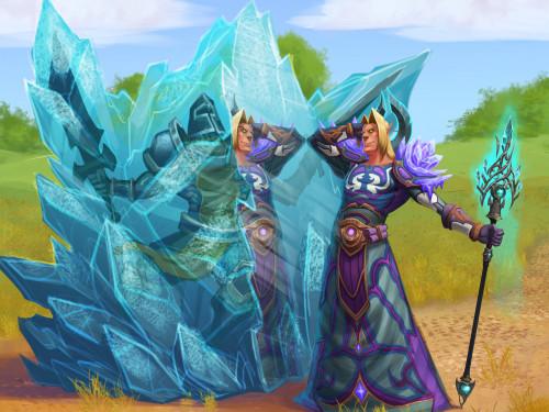Fan Arts Warcraft: Capítulo LXI