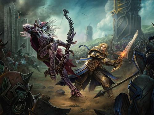 [SPOILERS] Batalla por Lordaeron: Gesta de la Alianza y la Horda