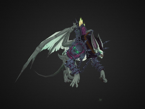 Battle for Azeroth: Montura Fel Bat Forsaken
