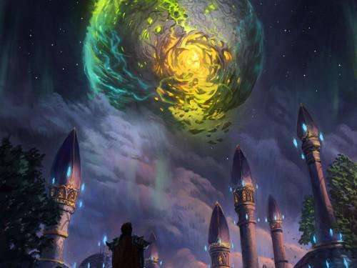 Fan Arts Warcraft: Capítulo XLIX