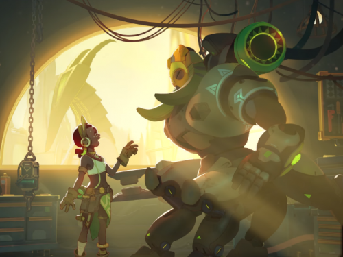 The Hero of Numbani: Análisis completo del libro de Overwatch