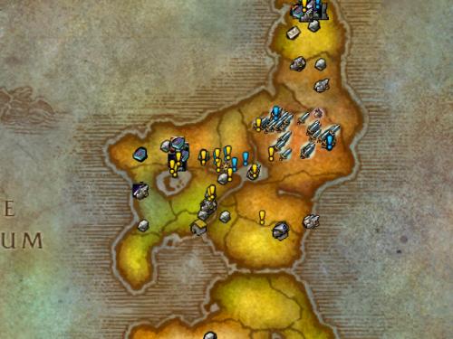 Questie TBC: ¡Completa y gestiona tus misiones en Burning Crusade Classic!