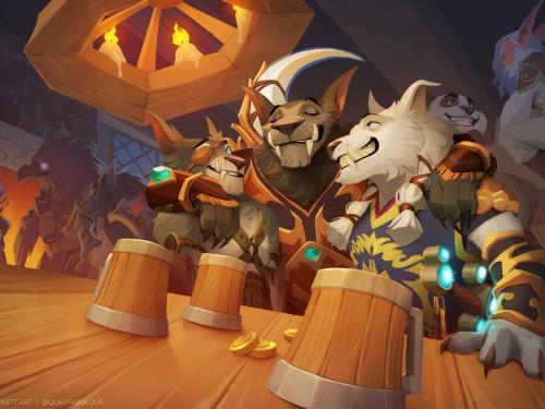Fan Arts Warcraft: Capítulo CCXVIII