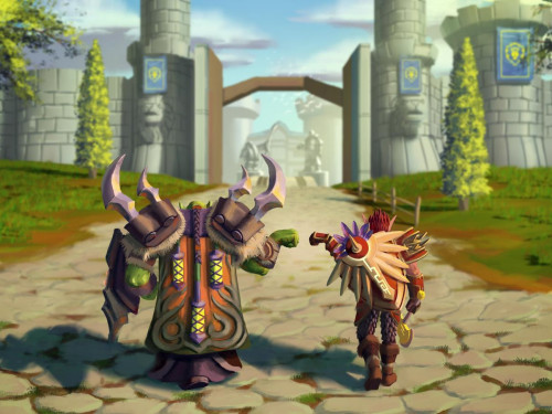 Fan Arts Warcraft: Capítulo CXXIX