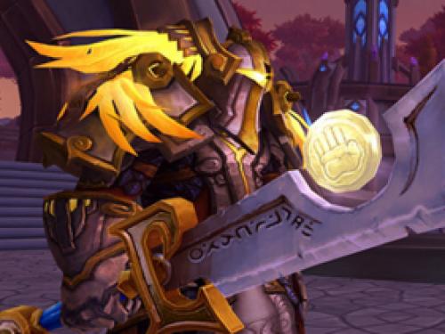 Armas de Artefacto - Paladín