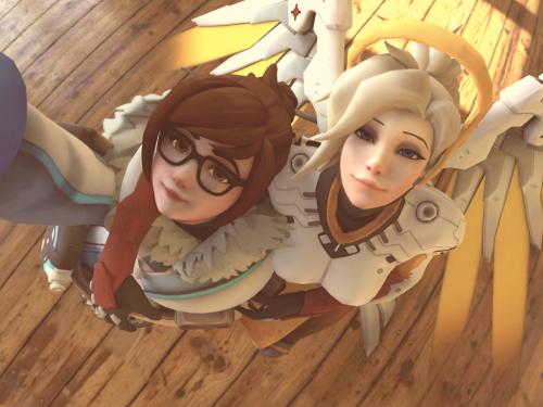 Nendoroid Mei y Mercy: ¡Confirmadas!