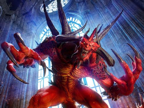 ¡Nuevos Fondos de Pantalla sobre Diablo II: Resurrected!