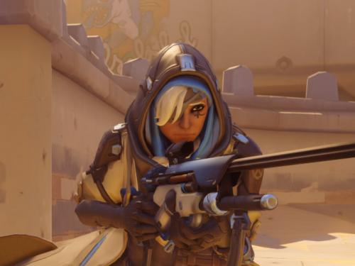 Ana: Habilidades, logros, historia y Curiosidades en Overwatch
