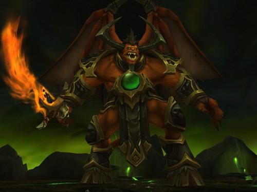 Señor Supremo Kazzak: Boss de Mundo