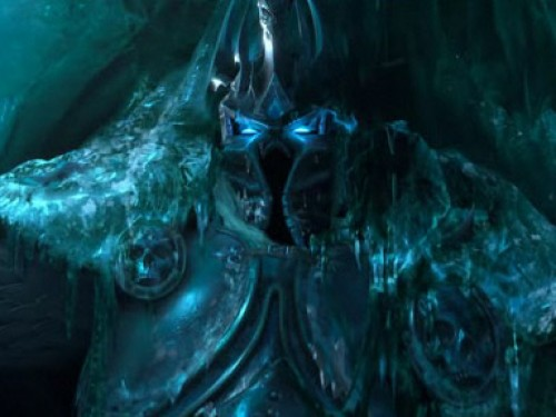 Speed Painting: Lich King