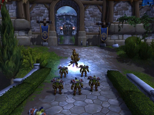 Battle For Azeroth: Armaduras de los Frentes de Guerra