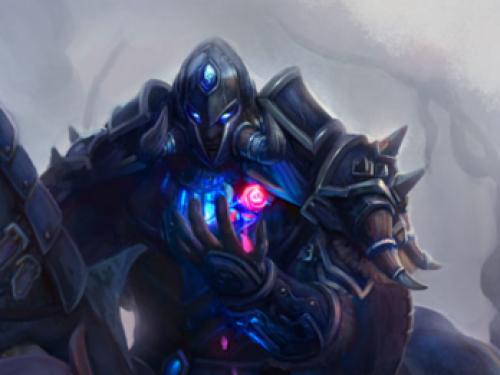 Top 10 Armas de Transfiguración: Caballero de la Muerte