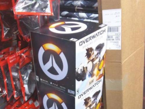 Misterio de Overwatch