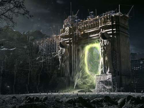 Primera Guerra: La Apertura del Portal